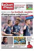 Quart d'heure pour l'essentiel Eurofoot 2016