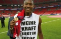 David Alaba  en a eu la chair de poule