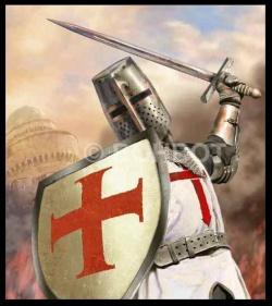 Ils ont demandé pardon sur la route des Croisades
