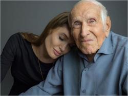 Angelina Jolie s'éprend d'une histoire de pardon